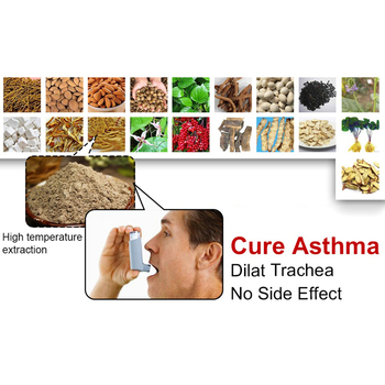 TCM Powder to Cure Asthma of All Kinds, Liquify Phlegm, Protect Lung Functions, Better Lung Functions, Increase Immune System