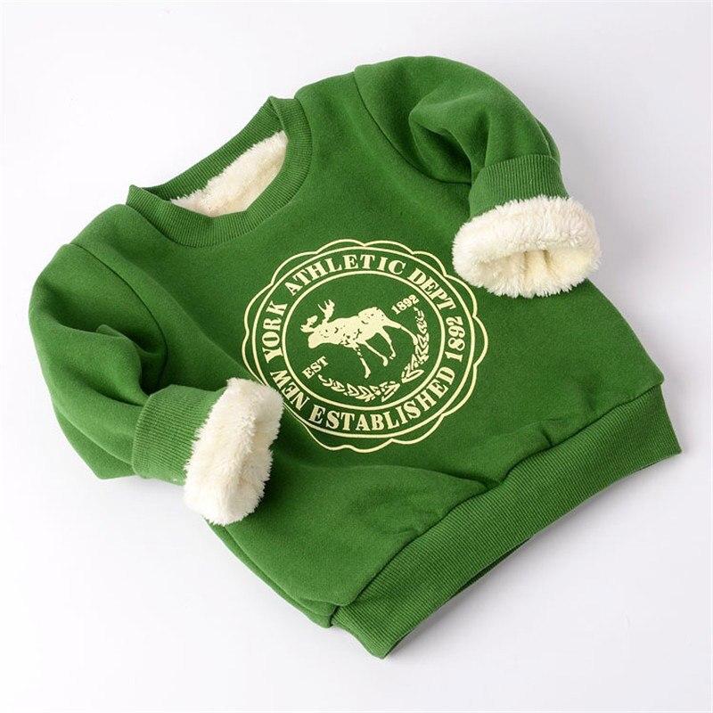 BibiCola Baby Boy Girls winter Jacket Boys Autumn Pullover C
