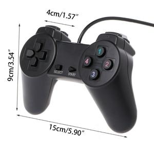Image 4 - USB 2.0 Gamepad Gaming Joystick Wired Game Controller Für Laptop Computer PC
