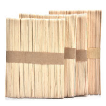 Деревянные палочки для мороженого, 50 шт.