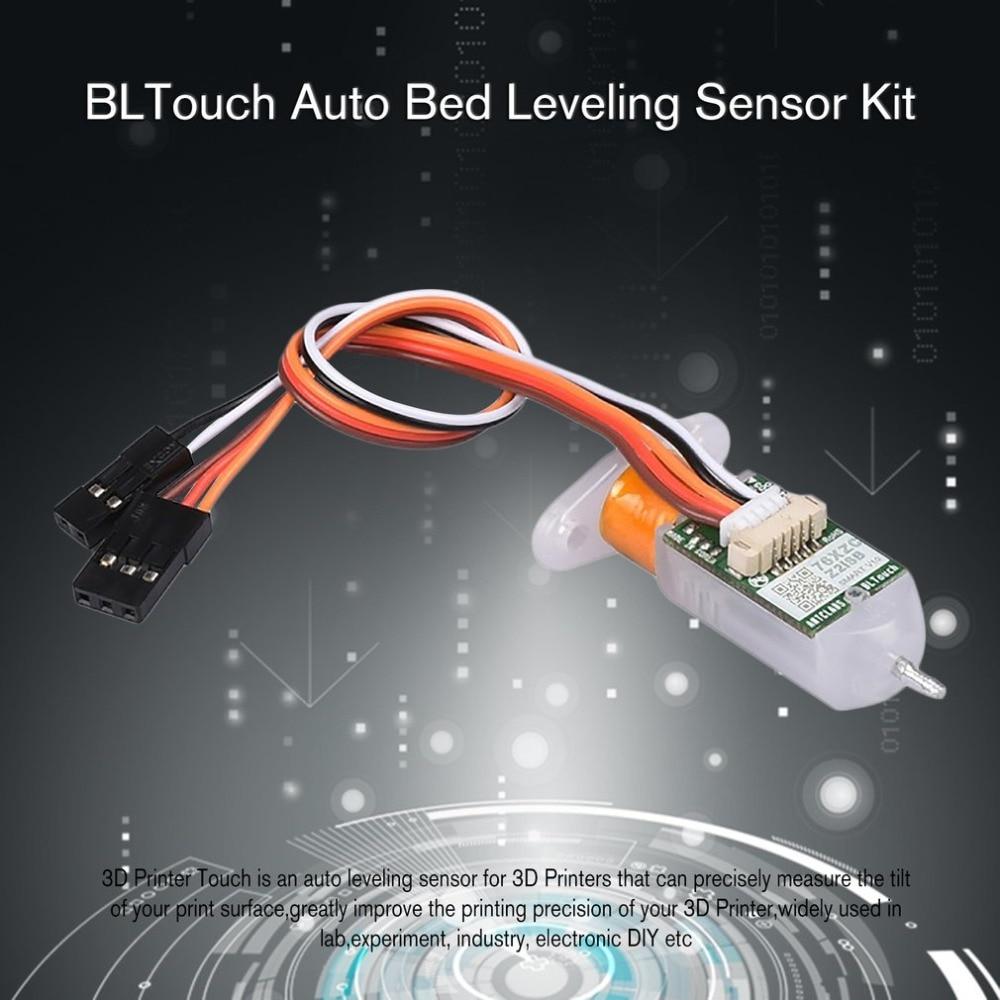 Betrouwbare 3d Touch Auto Leveling Sensor Auto Bed Nivellering Sensor Bltouch Voor 3d Printers Verbeteren Afdrukken Precisie Verwarming Sonde Uitstekende Kwaliteit