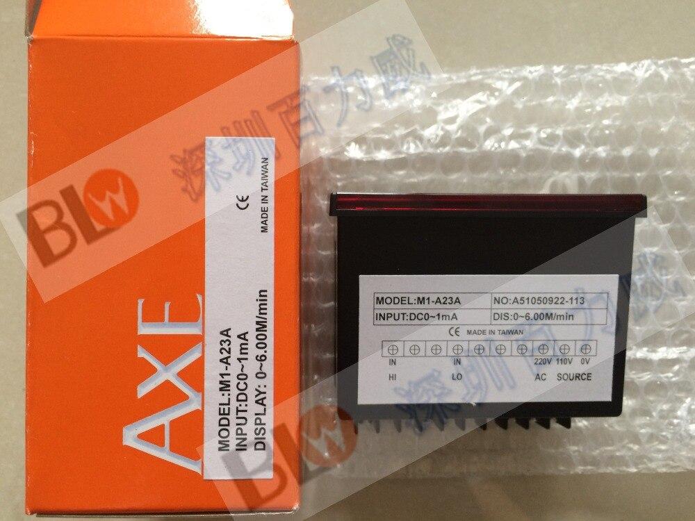 New original M1-A23A DC0-1MA for AXE digital display instrumentNew original M1-A23A DC0-1MA for AXE digital display instrument