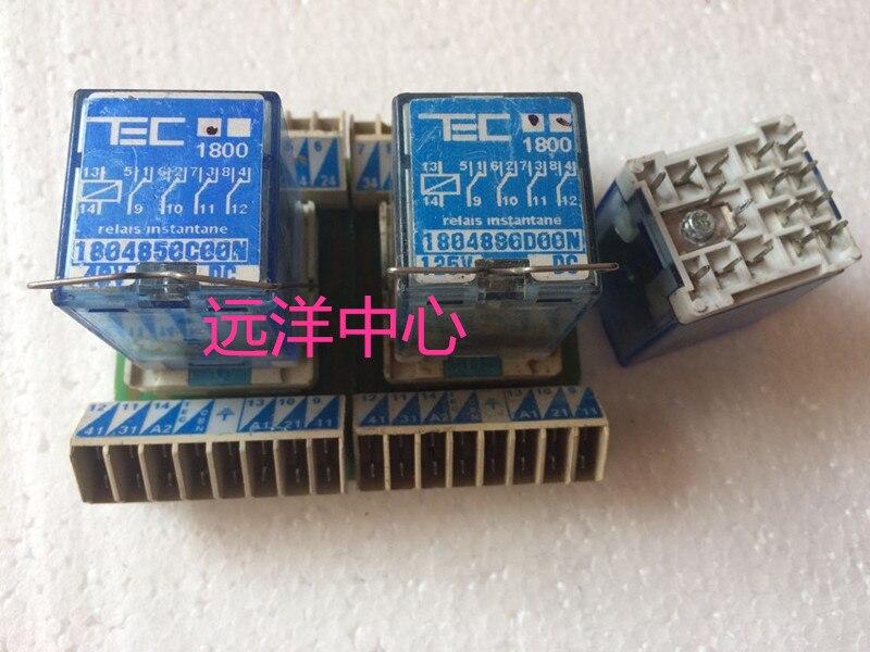 1804850C00N 48VDC No.13 48V hot new nf4eb 48v nf4eb 48v 48vdc dc48v dip15
