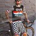 AMO A DOR homens verão de manga curta conjunto ciclismo MTB roupas bicicleta ropa ciclismo triathlon terno 2019 equipe pro collants hombre