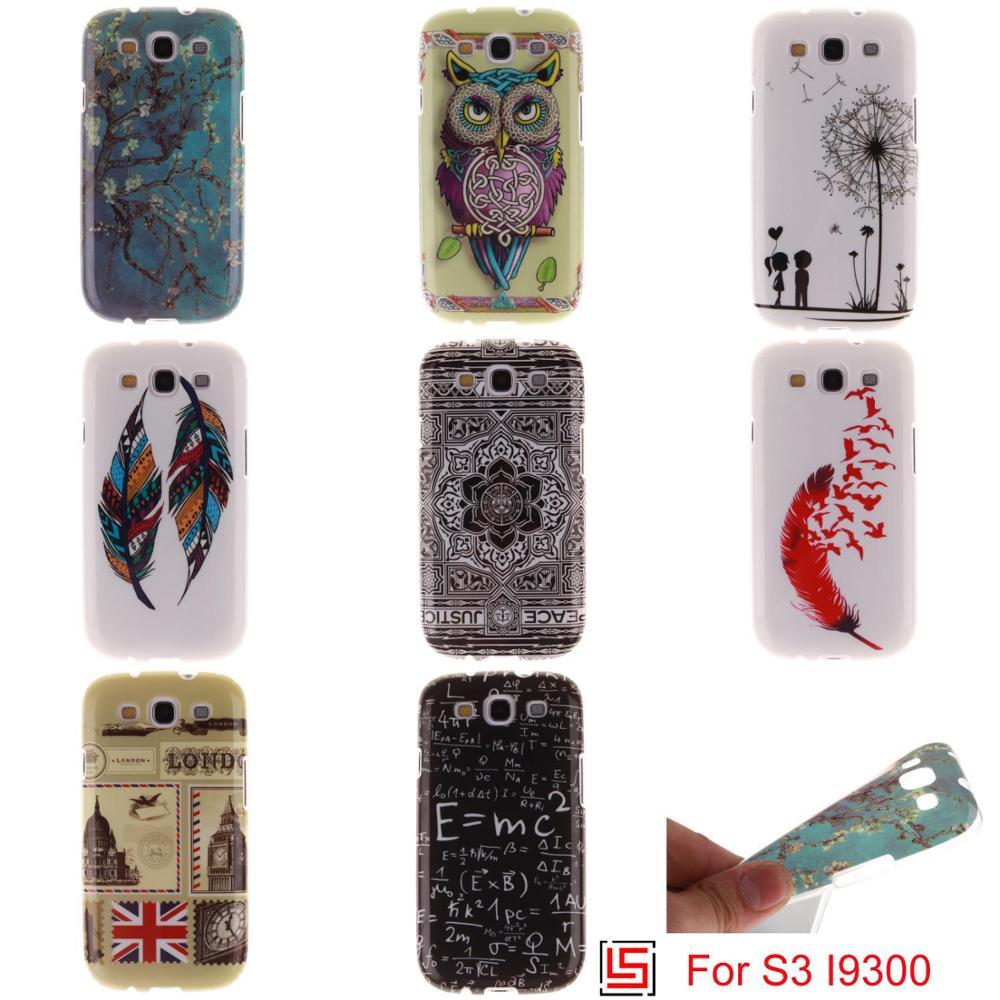 New Ultra Thin TPU Silicone Soft Phone Cell Mobile Case Cover Bag Cove For Samsung Sansung Samsuns Sumsang Galaxy Galaxi S3