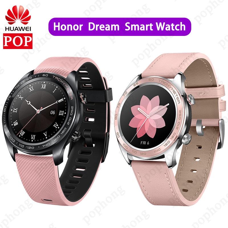 Original Huawei Honor Watch Dream Honor Watch Magic Outdoor Smart Watch Sleek Slim Long Battery Life