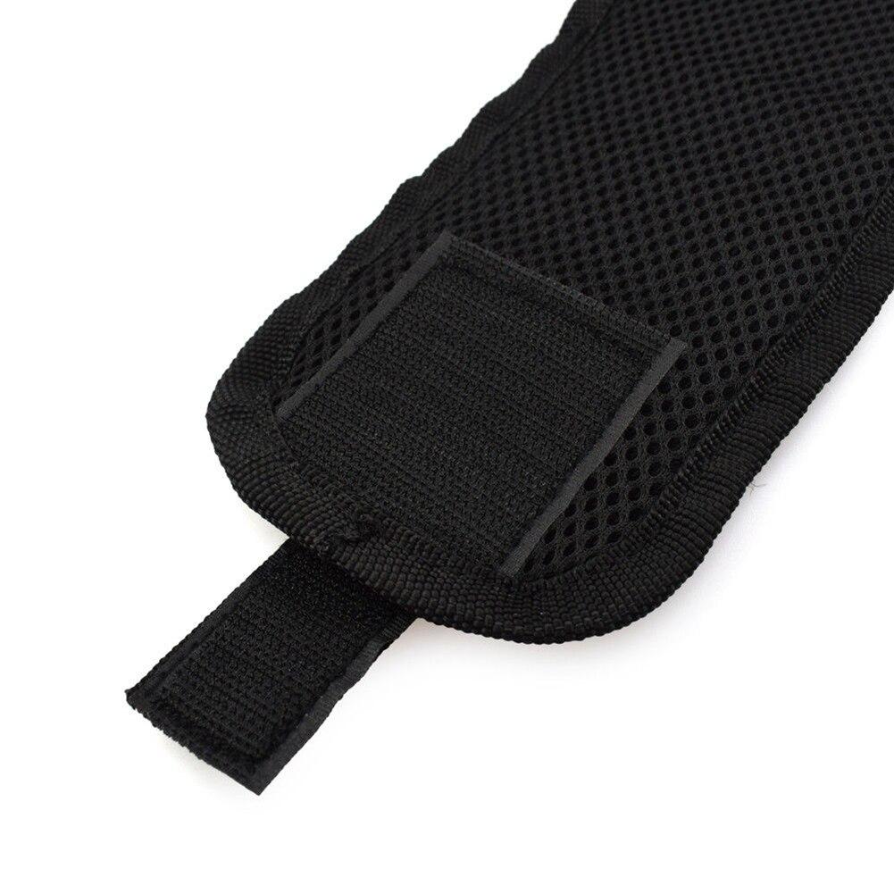 Волшебная лента магнитный браслет регулируемый мешок винты гвозди сверла держатель ремонт автомобиля ношение оборудования инструмент для ремонта