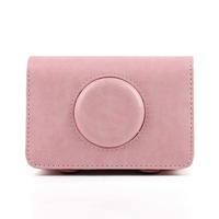 Colorful High Quality PU Leather Bag Camera Retro Protective Case Cover For Polaroid Snap Touch Model