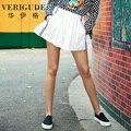 Veri Gude Women Elastic Waist Summer Shorts