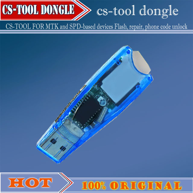 CS Tool Dongle For chinese phone for mtk Read hardware software info Read full firmware including