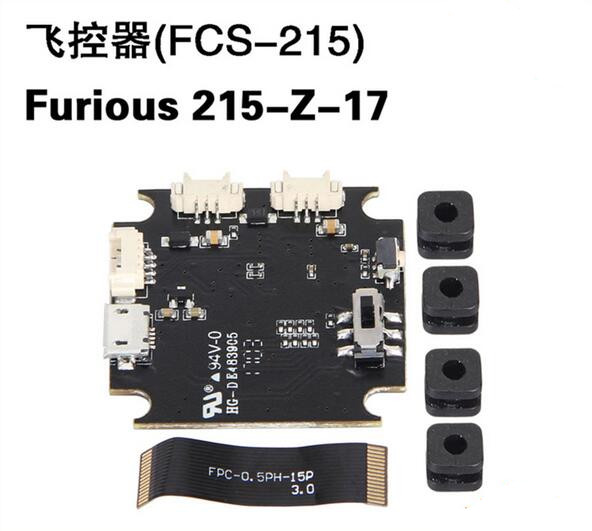 Original Walkera Furious 215 spare part 215-Z-17 Flight Controller Board for Furious 215 FPV Racing Drone Quadcopter F20743 h22 007 receiver board spare part for h22 rc quadcopter