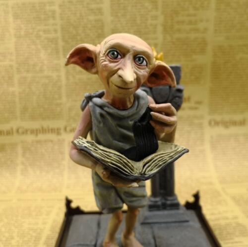 Harry Potter créature magique maison rase elfe Dobby 6 pouces poupée figurine Statue Opp sac Pack modèle S155