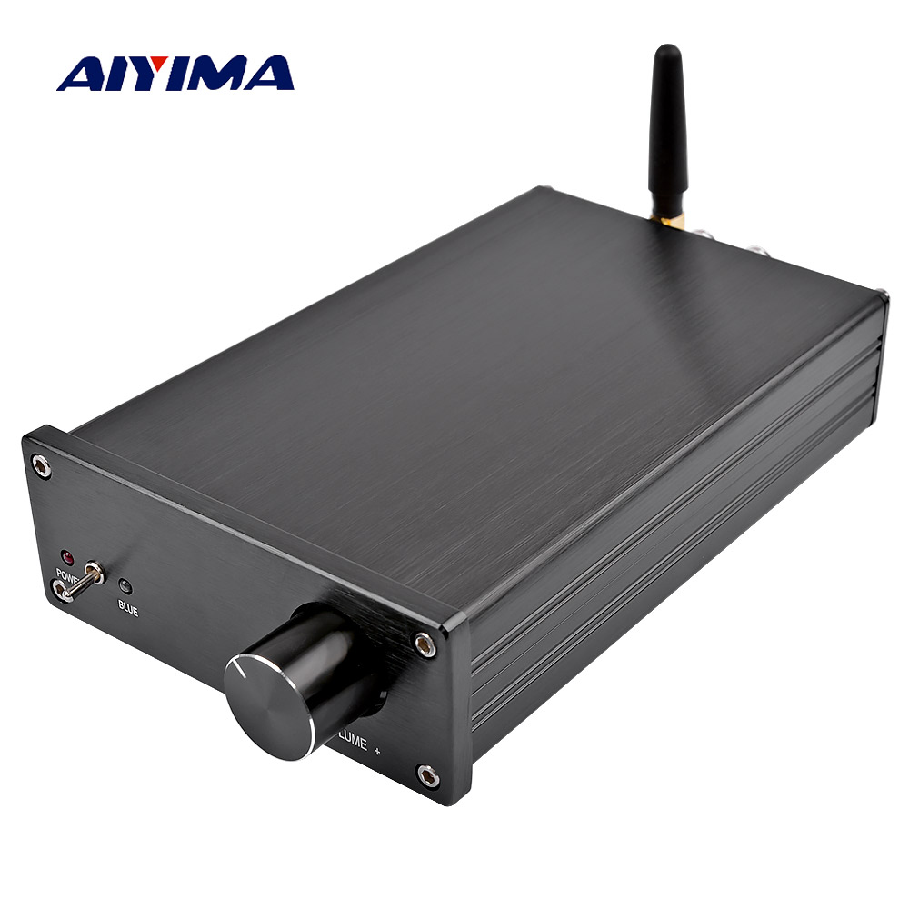 AIYIMA Bluetooth 4.2 amplificateur Audio maison TPA3255 300Wx2 Amplificador HIFI fièvre classe D 2.0 canaux amplificateurs de puissance numérique