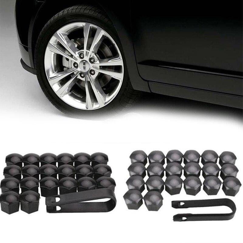 20 шт авто пылезащитный Винт Колеса крышки шины ключ для шин гайка крышка 17 мм
