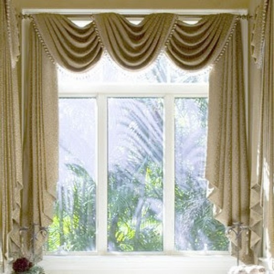 Ready Curtain With Pelmet And Beads Velvet Fabric Free Trim For Different Size 1701 M59customize Curtains In From Home Garden On