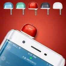 Uniwersalny 3.5mm klimatyzator/TV/DVD/STB pilot na podczerwień dla iPhone telefon z systemem android sterowanie TV, górne pudełka, klimatyzator