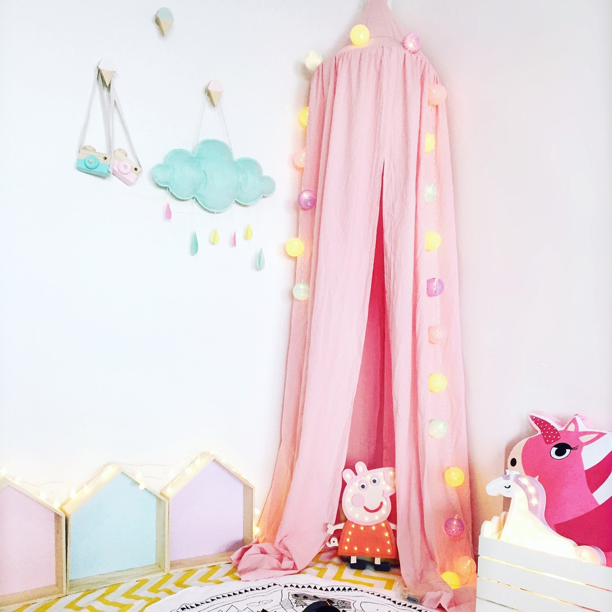 Crib tents for babies - Cotton Kids Girls Mantle N Ets Tents Baby Tent Crib Netting Palace Children Room Bed