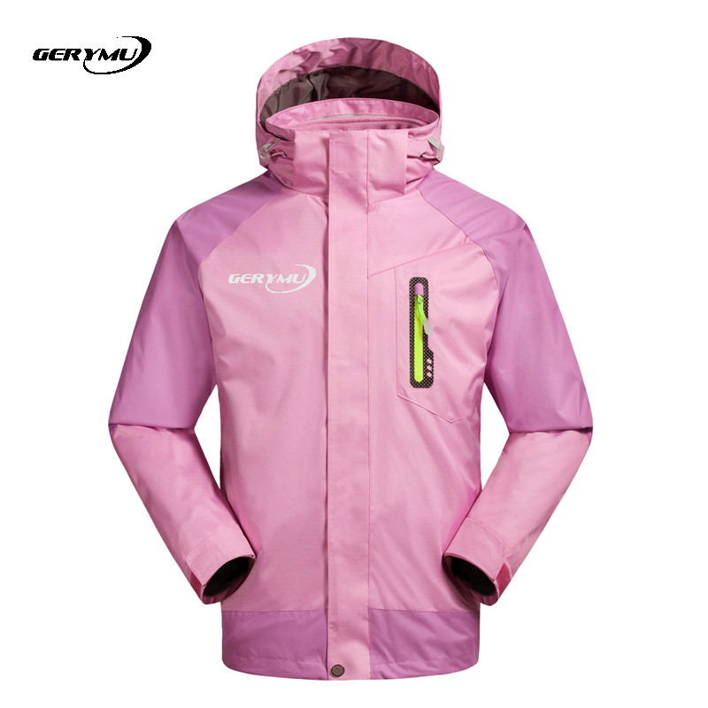 2016 Kids Outdoor Soft Shell Fleece Warm Jacket Hunting Hiking Climbing Camping Snowboard Waterproof Windproof Clothing