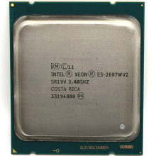 Intel Xeon E5 2687Wv2  SR19V 3.40GHz 8 Core 25MB LGA 2011 CPU E5 2687W v2 Processor
