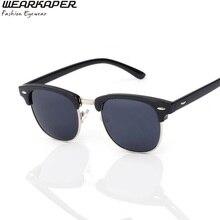 WEARKAPER hombres mujeres UV400 gafas de sol de conducción de la vendimia diseñador de la marca gafas de sol gafas de sol gafas de sol gafas de sol hombre
