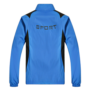 Image 4 - YIHUAHOO chándal hombres 4XL 5XL de los hombres ropa deportiva de primavera y otoño chándal conjunto de dos piezas de ropa de chándal casual de los hombres YB T313