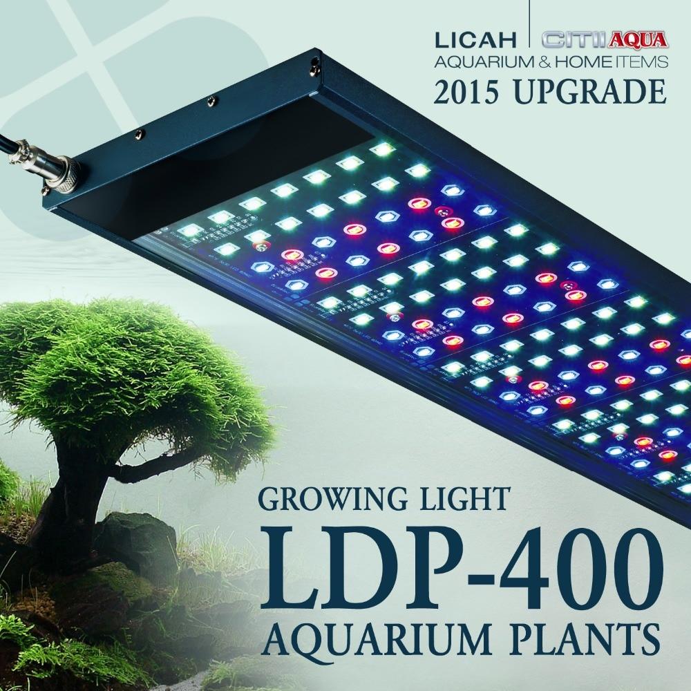 LICAH AQUARIUM PLANT LED LIGHT LDP-400 Free Shpping