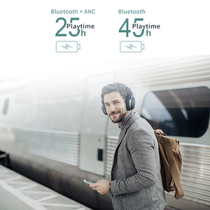 Image 3 - EDIFIER W860NB ANC wireless earphone Support NFC pairing and aptX audio decoding Smart Touch Bluetooth Headphones
