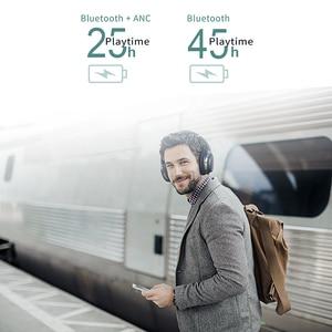 Image 3 - EDIFIER W860NB supporto per auricolari wireless ANC accoppiamento NFC e decodifica audio aptX cuffie Bluetooth Smart Touch