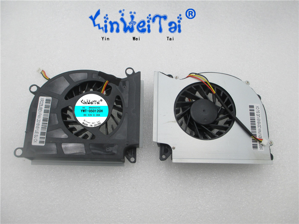 Laptop CPU Cooling Fan For MSI 16F1 16F2 16F3 1761 1762 GX660 GT680 GT683 GT60 GT70 PABD19735BM PABD19735BM-N153 B9733L12B-028 computador cooling fan replacement for msi twin frozr ii r7770 hd 7770 n460 n560 gtx graphics video card fans pld08010s12hh