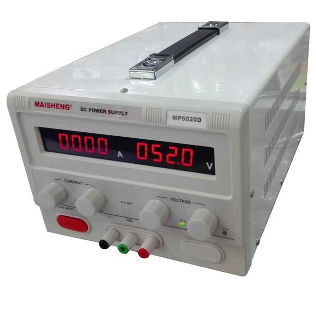 US $328 0 |Maisheng 0 ~ 50 V 0 ~ 20A MP5020D Switching DC Power Supply  trong Maisheng 0 ~ 50 V 0 ~ 20A MP5020D Switching DC Power Supply từ Phần