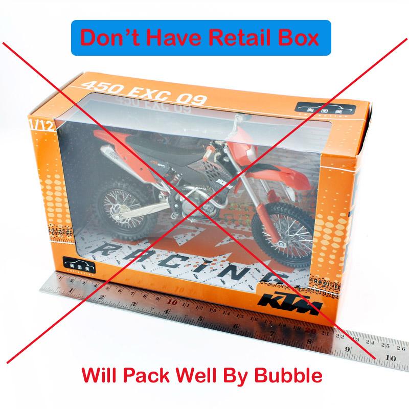 1 12 scale kids redbull No 5 Ryan Dungey SUPERMOTO CHAMP KTM SXF450