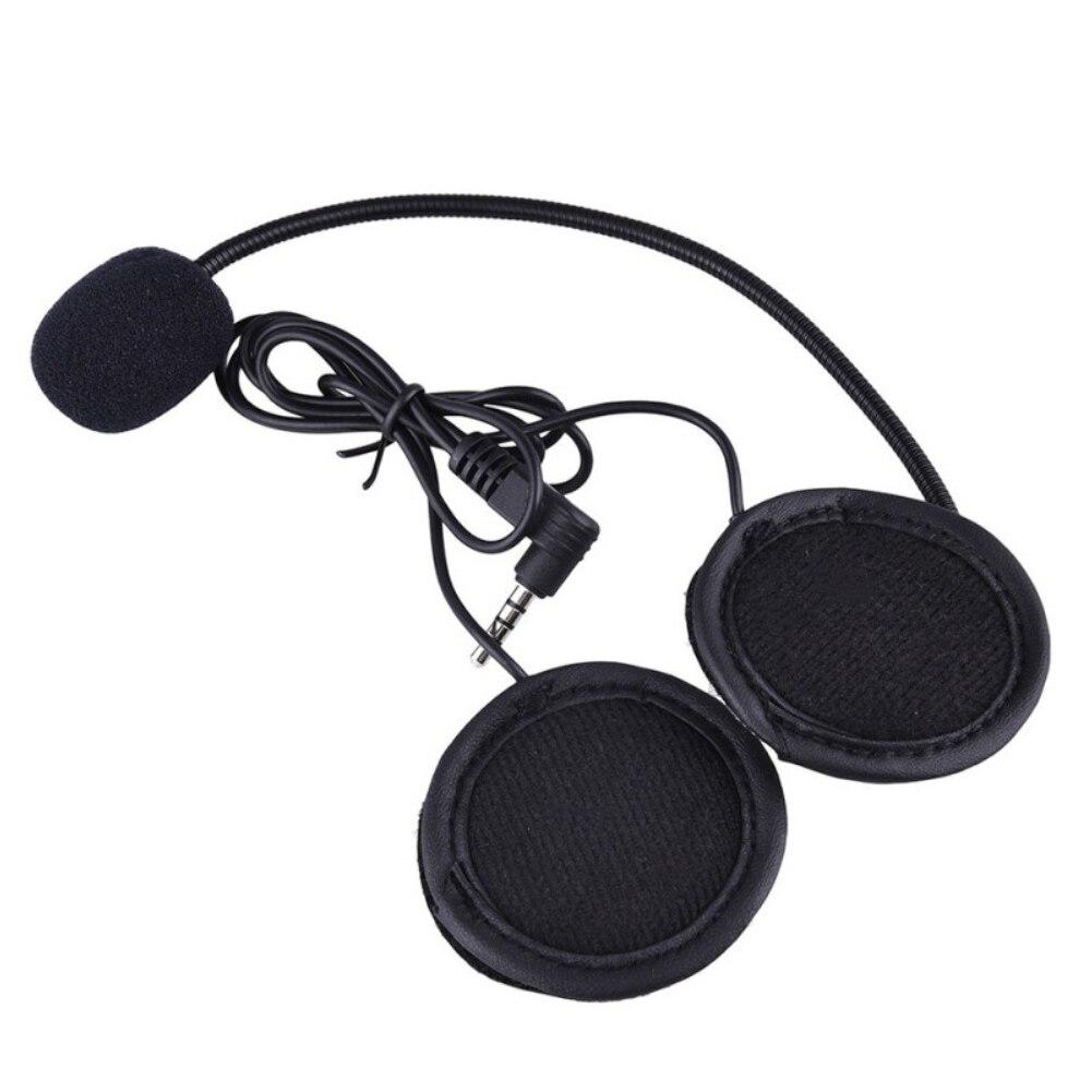Bluetooth Motorcycle Helmet Intercom Outdoor Tools Portable Lightweight For V4/V6 Headset Interphone Make Calls