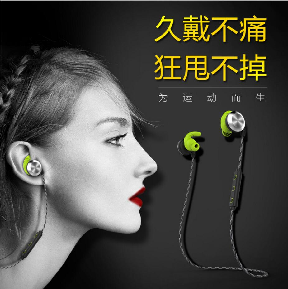 Free shipping orignal china brand cool design classic style green color high quality and lower price wireless bluetooth earphone arturo graf l'art du diable