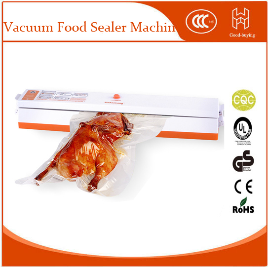 Automatic 220V Electric Vacuum Food Sealer Machine Food Sealing Machine Vacuum Packaging Machine 220v 220v full automatic electric vacuum sealing machine dry and wet vacuum packaging machine vacuum food sealers