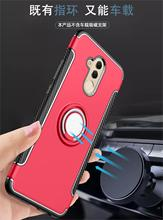AKABEILA Shell For Huawei Honor Note 10 Case Finger Ring PC TPU Soft Silicone Back Cover Mate 20 Lite Phone Bumper