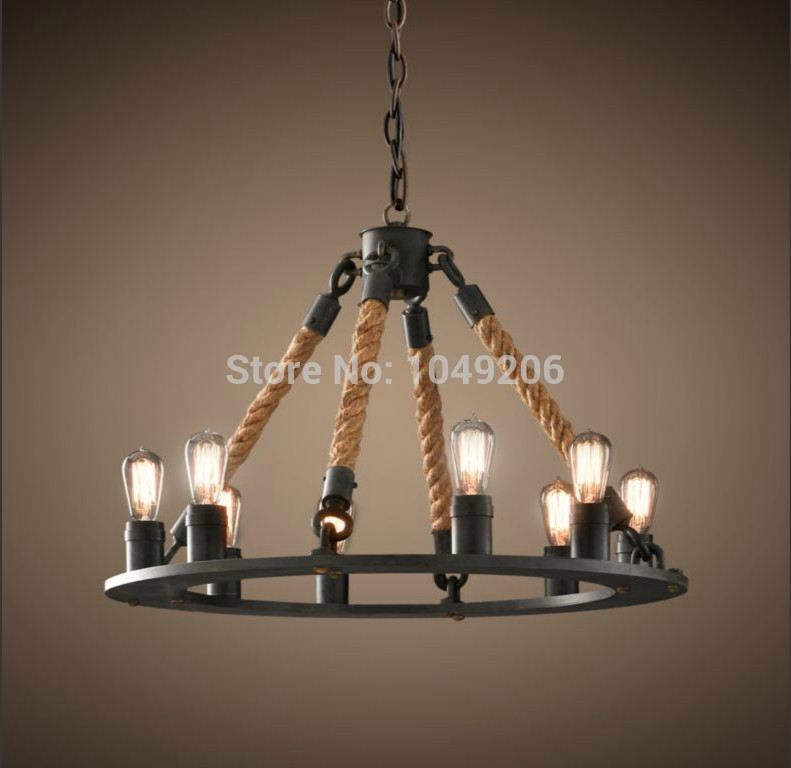 Buy wrought iron retro chandelier and get free shipping on buy wrought iron retro chandelier and get free shipping on aliexpress aloadofball Image collections