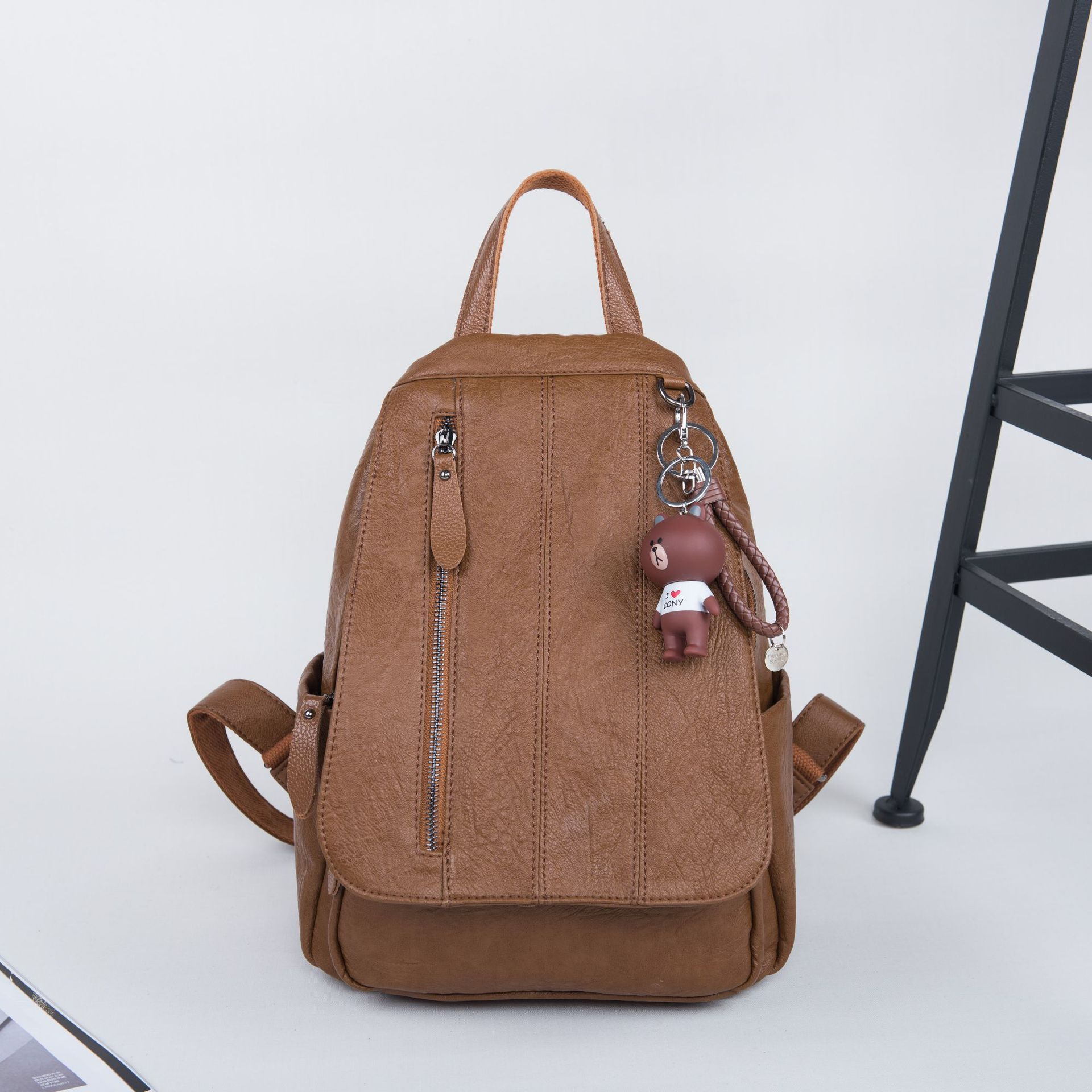 Travel Women Bag Soft Leather Mochila Feminina 2018 New Small Backpack Rugzak School Teenage Girl Backpacks Little europe ladies leather backpack women mochila sheepskin travel bolsa feminina school bags teenage girl backpacks