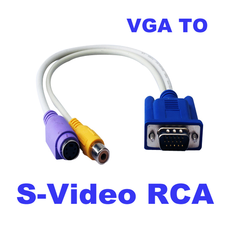 Vga To Rca Cable Wiring Diagram - Wiring Diagram