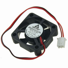 цена на 2Pcs 3010 30MM 30 x 30 x 10MM 5V 2 Pin DC Cooler Small Cooling Fan FOR 3D PRINTER PART