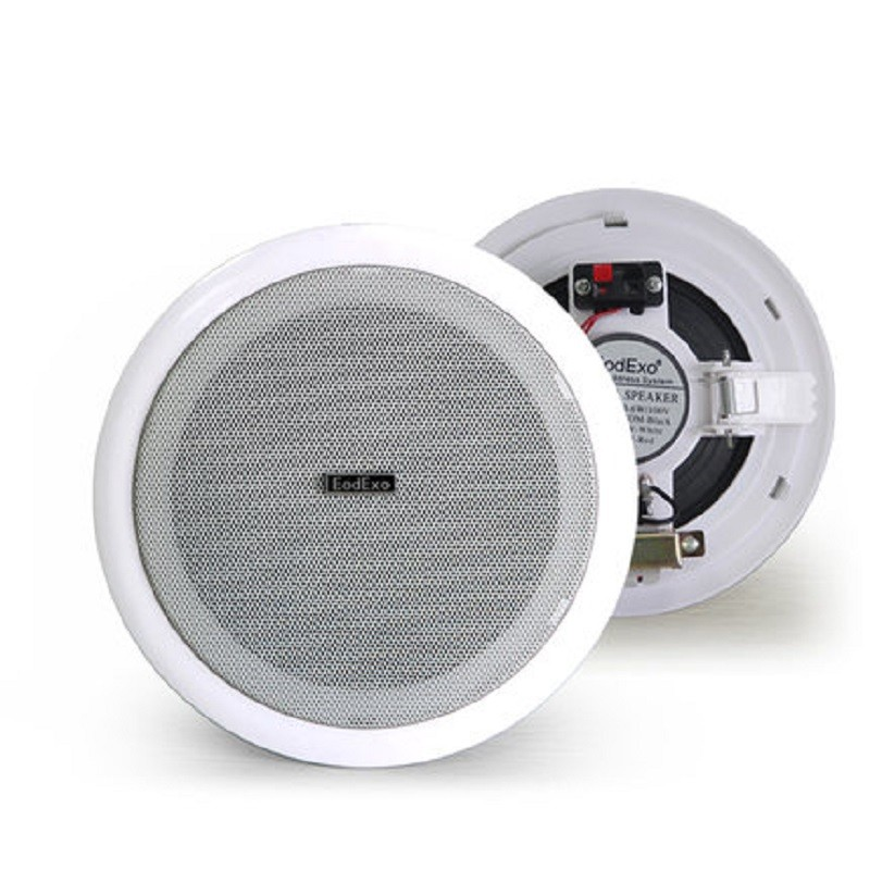 2pcs Lot Best Sound Ks 803 Ceiling Stereo Speakers Ceiling