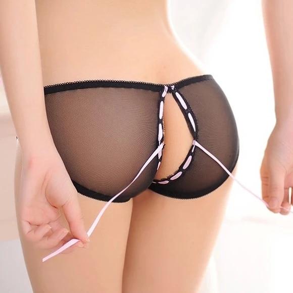 Very Sexy Lady Open Crotch transparent Mesh Lingerie Underwear  Panties,Women sexi Crotchless Briefs Pantie Hot Sale Cheap Price    AliExpress