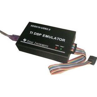 TI Solution XDS510-USB2.0 DSP Emulator Supports CCS3.3, CCS4 FastTI Solution XDS510-USB2.0 DSP Emulator Supports CCS3.3, CCS4 Fast