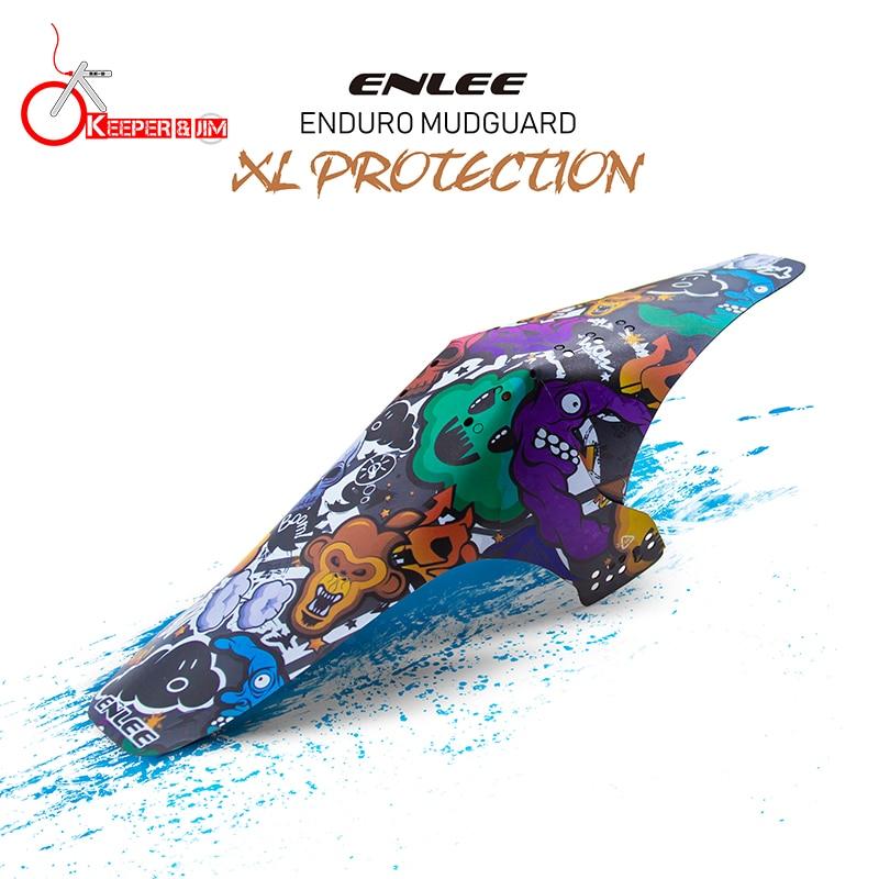 KTMP02 fashion Plastic fender 1 pair racing wheel cow wings road bike mountain plastic fender endurance