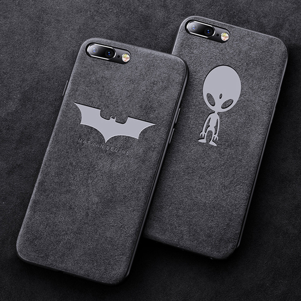 Christmas Alcantara Suede Phone Case For Iphone Xs Max Xs Xr X 7 8 ...