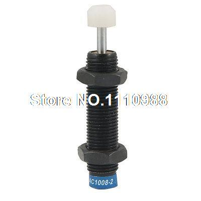 M10*1 Thread 3mm Dia Stroke Pneumatic Shock Absorber 20mm threaded dia 20mm stroke pneumatic shock absorber kvmkh