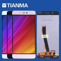 No Dead Pixel Tested 5 15 1920x1080 Display For Xiaomi Mi 5S LCD Touch Screen Digitizer