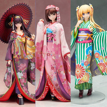 Saenai Heroine no Sodatekata Katou Megumi Kimono ver. - 1/8 (Aniplex) 17cm saenai heroine no sodatekata katou megumi sexy anime action figure pvc brinquedos collection toys for christmas gift
