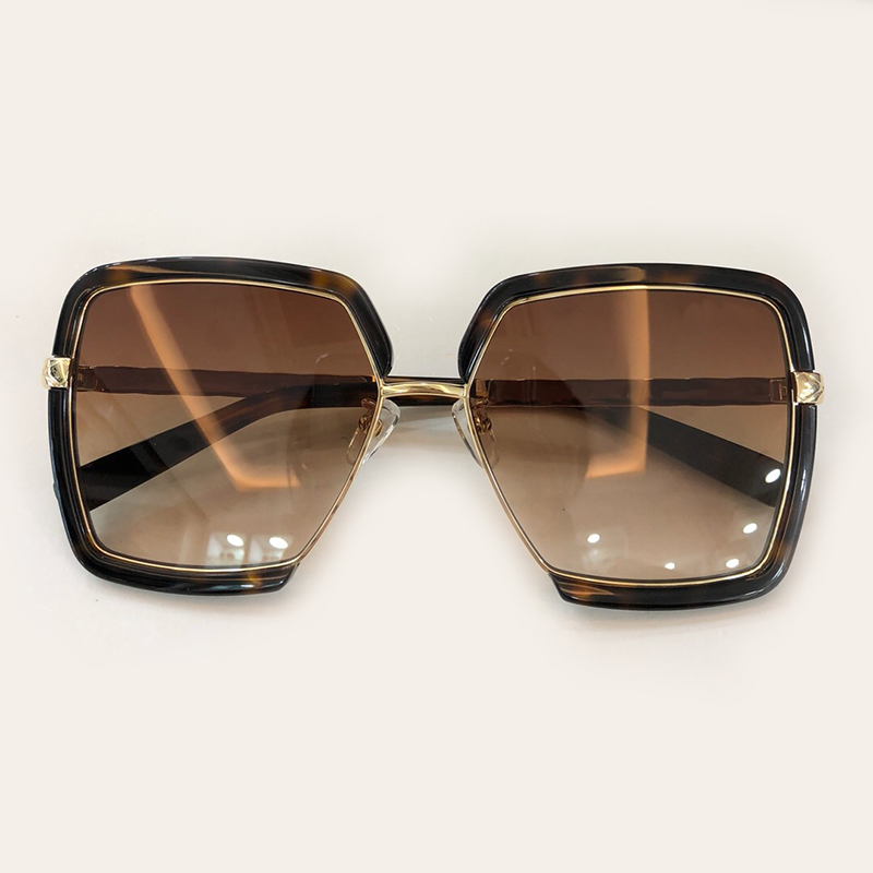 Luxury Brand Designer Women Sunglasses 2019 Square Frame Sun Glasses Elegant Fashion New Arrival UV400