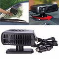12V 2in1 Portable Car Vehicle Heater Heating Cooler Cooling Warmer Dryer Fan Windscreen Window Defroster Demister ZX2