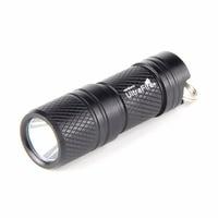 UltraFire Super Mini Key Chain Flashlight 1 Mode Cree XPG 2 White Light Rechargeable Bright LED